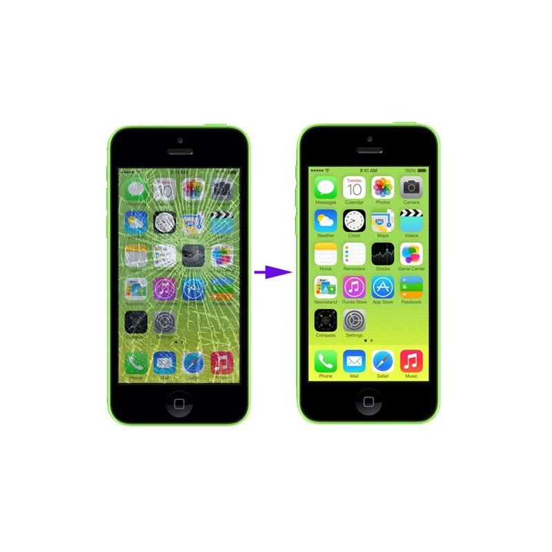 réparateur ecran iphone 5c porto vecchio