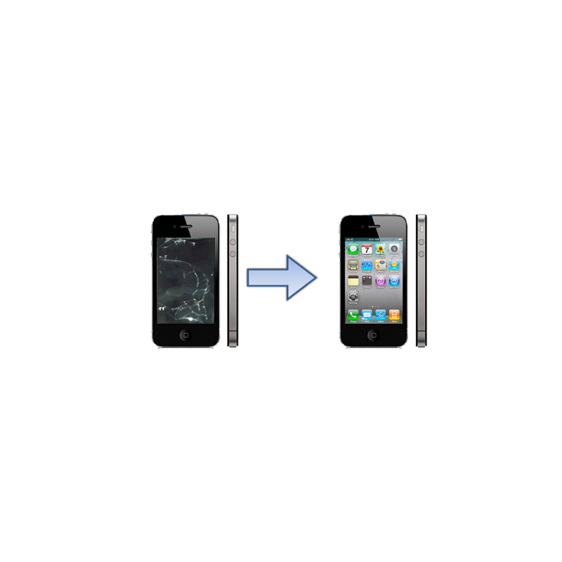 réparateur ecran iphone 4s porto vecchio